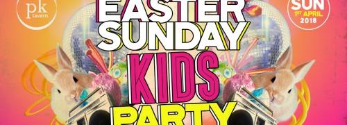 Easter Sunday Kids disco
